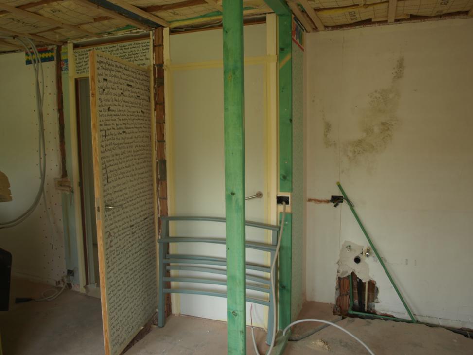 badkamer en slaapkamer opgefrist   Filip Lagrou