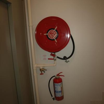 Brandleiding appartementen